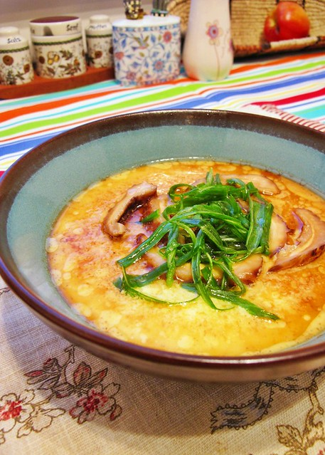 Steamed egg e 5-13-12