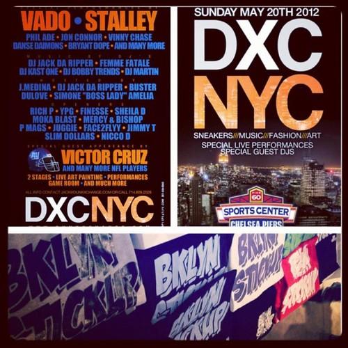 Danse Daimons @ DXC 5.20.12 by VLNSNYC