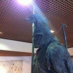 The Staffordshire Saxon  unveiling at the Potteries Museum