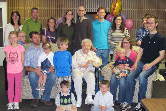 126 | 366 grandmas 80th