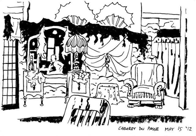 cabaret stage