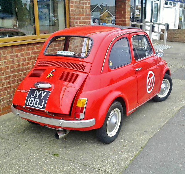1970 Fiat 500 Luxe For Sale: Flickr - Photo Sharing
