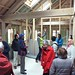 Trustees and Visitors Tour - Brockwood Park School Pavilions Project
