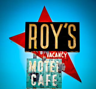 Roy's Motel and Cafe (Route 66)