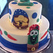 Veggie Tales Cake - <span>www.cupcakebite.com</span>