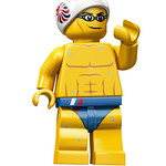 8909 Team GB Swimmer