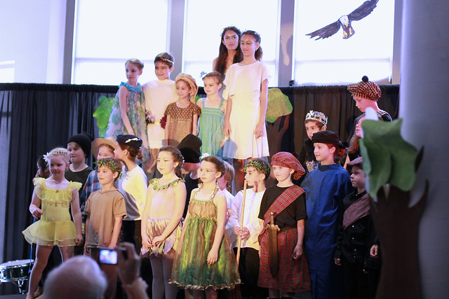 Shakespeare at Rochester Montessori School