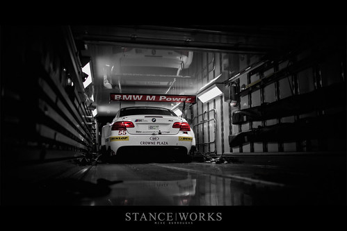 StanceWorks.com - BMW Team RLL at Laguna Seca