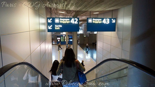 Paris - CDG Airport  (27)