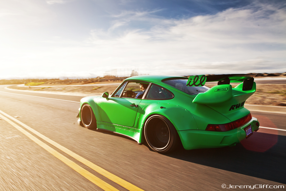 Rwb 4k Wallpaper: RWB 964 Porsche Photo Shoot