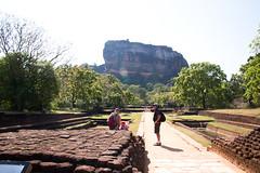 Water Gardens Sigiriya