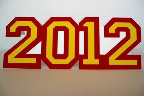 Graduation 2012 Card