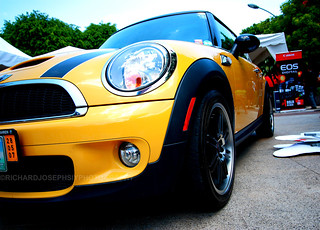 Mini COOPER S at the DPP 6th Anniversary