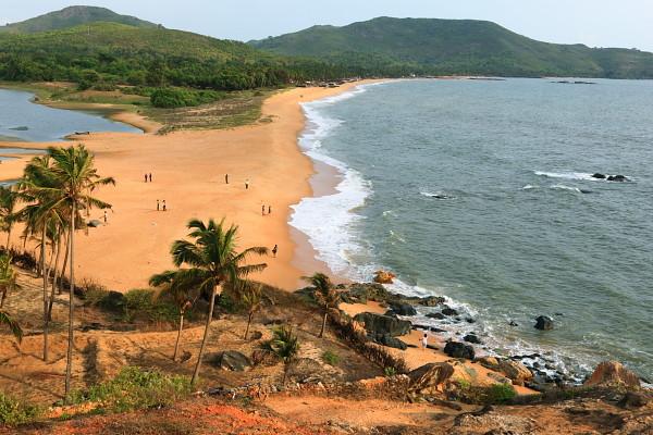 Ankola Beach From Pune Karwar Ankola Beach Distance Is