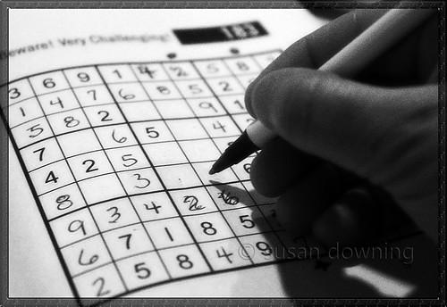 Sudoku BW