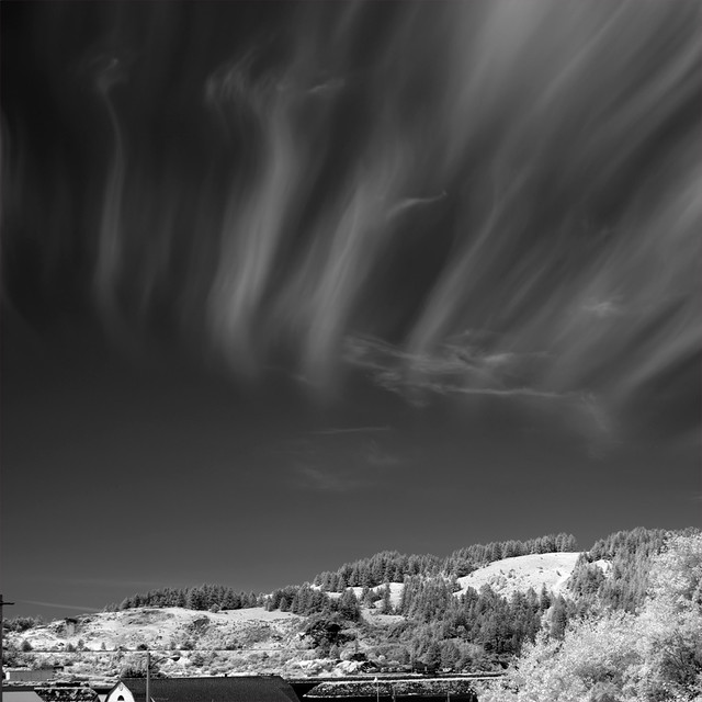 Clouds above Wedderburn, Andrew D. Barron ©5/30/12
