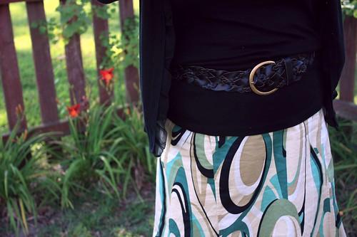 i wore a belt