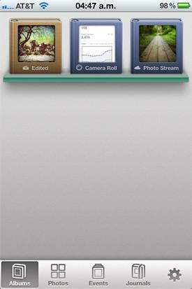 Así podría ser la interfaz de iOS 6