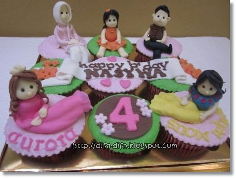 cupcakes family nasywa-wm by DiFa Cakes