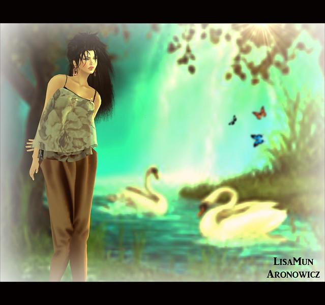 If I Were A Swan