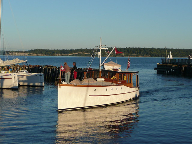 Port Townsend Wooden Boat Festival 2019 Classic Yacht Association