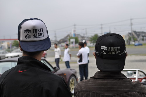 FORTY-EIGHT CAP