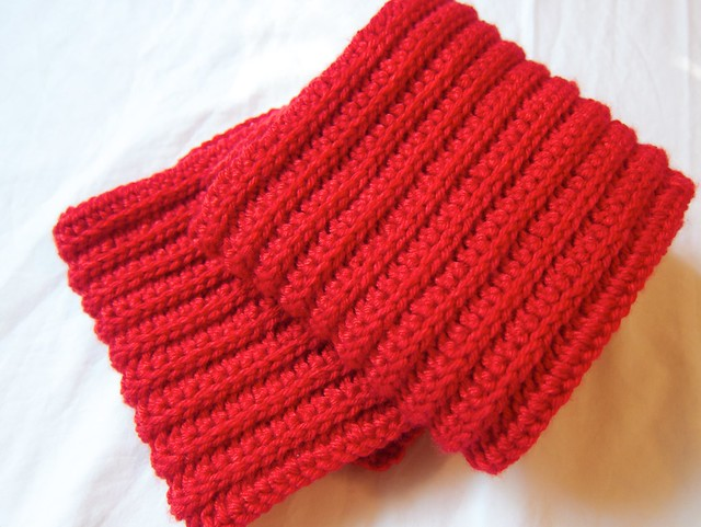 Crochet Ribbing : Crochet Ribbed Scarf Flickr - Photo Sharing!