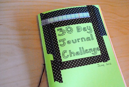 30 Day Journal Challenge