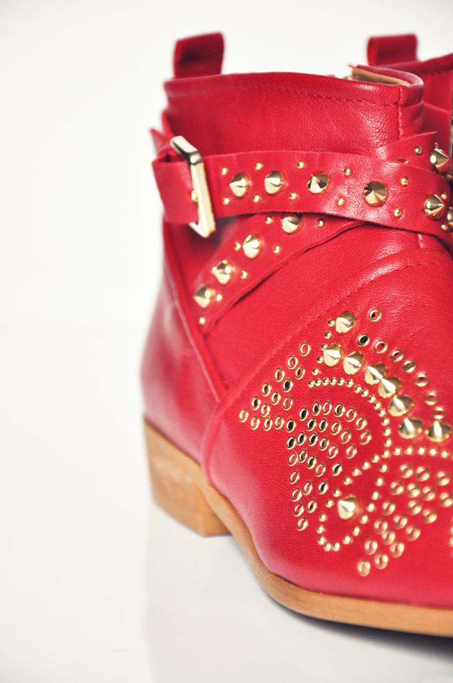 Blog mode, vetements fashion, fashion blog -Summer boots - 1