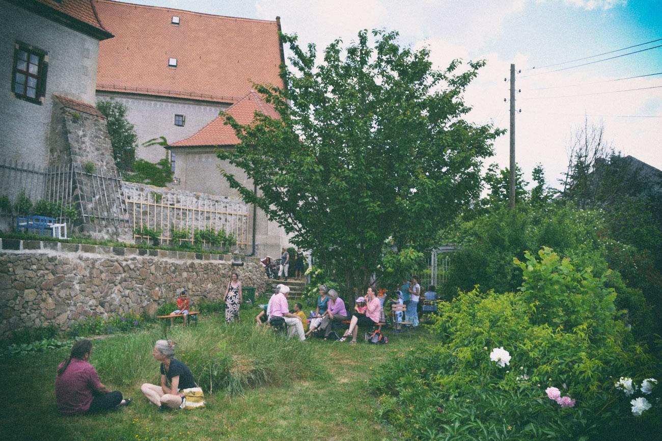 Pfingstspiele Schloss Batzdorf