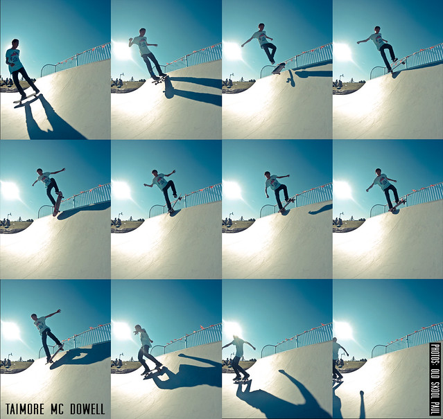 Taimore Mc Dowell - Fisheye Sequence @ Cookham