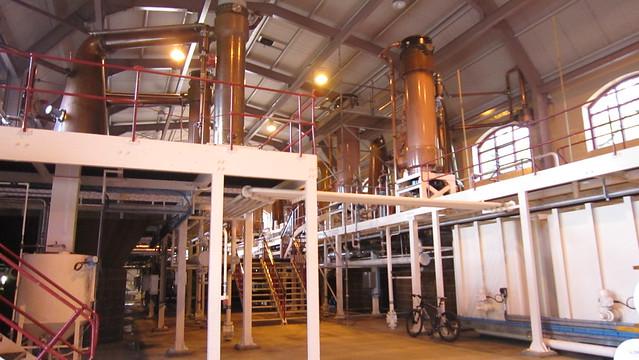 Glenrothes copper still house