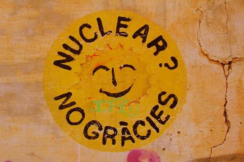 NUCLEAR? NO, GRÀCIES by Xavier68
