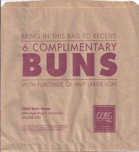 2012-Jun-08 COBS - complimentary buns