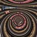 Spiral Train by vitroid