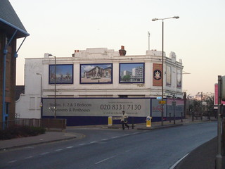 The Crown & Cushion, Woolwich