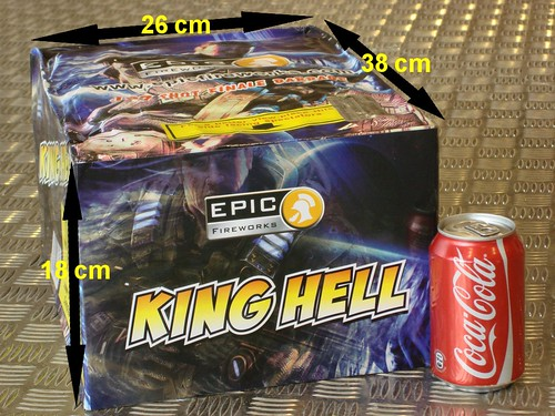 King Hell by Epic Fireworks