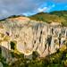 Putangirua Pinnacles Scenic Reserve & Clay Cliffs