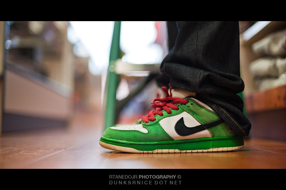 Heineken's.