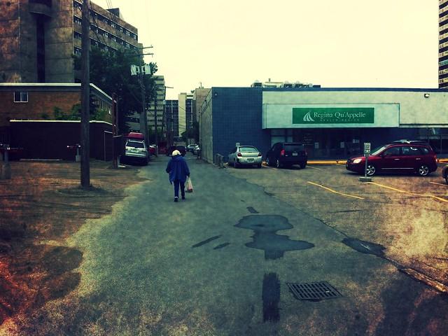 sad alley