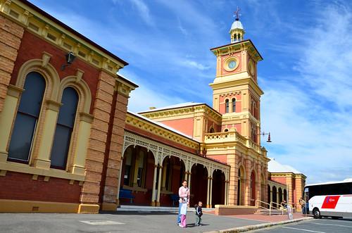 Albury Train Station 02