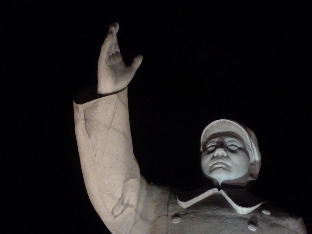 Mao Zedong, Kashgar (Xinjiang, Xina)