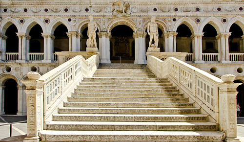 Giants' Staircase, Doge's Palace, Venice