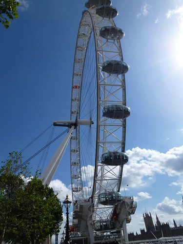 Thames path 01 - London Eye