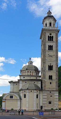 Santuario della Madonna di Tirano by Minoltakid