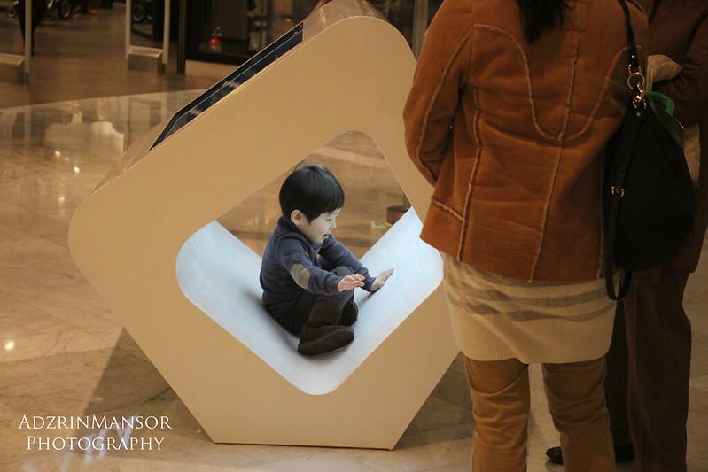 D-Cube Shopping