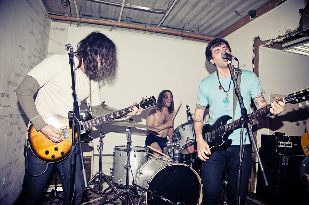 Photo: Gene Glover/NME