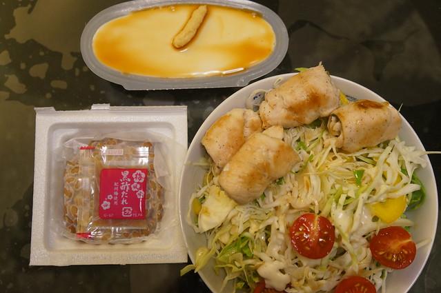 ダイエット8日目夕食