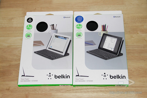 Belkin YourType KEYBOARD + STAND