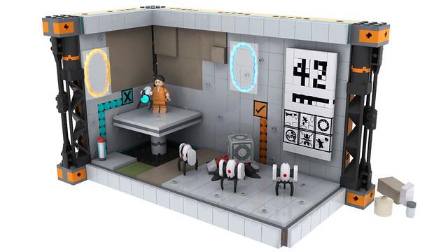 Modular Testing Chamber